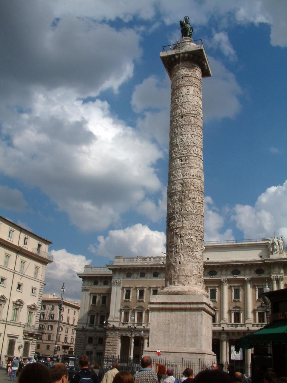 Columna lui Marcus Aurelius