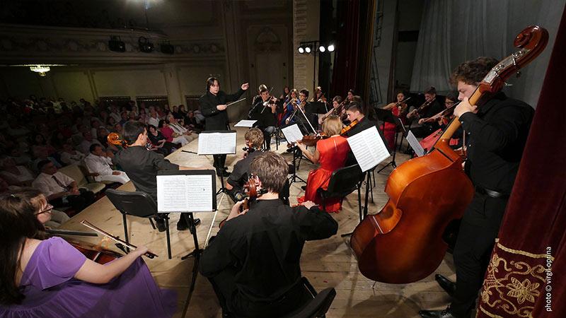 Enescu si muzica lumii - Sinaia 2016 (2)