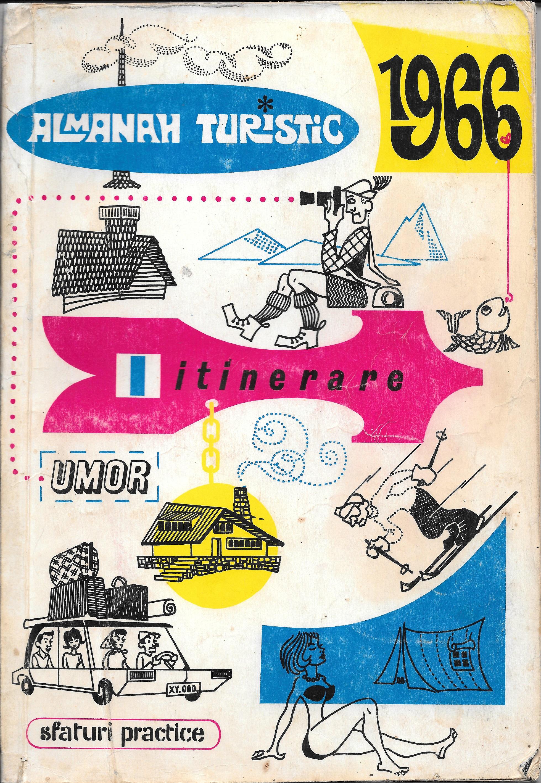 Almanah turistic 1966