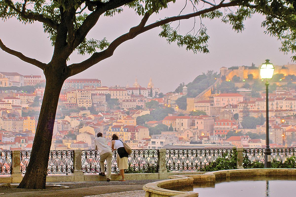 Lisabona, toamna