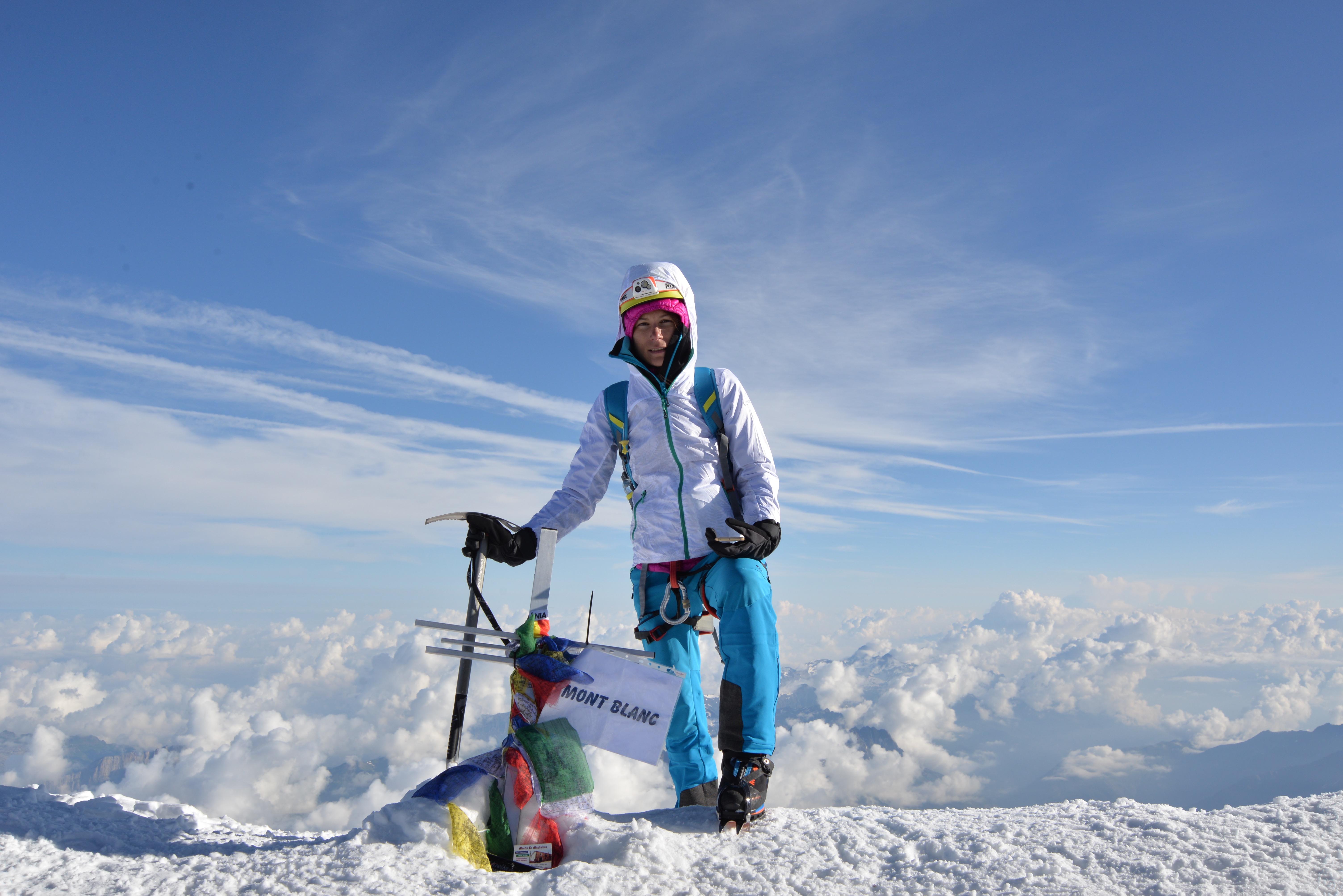 O ploiesteanca pe Mont Blanc (20)