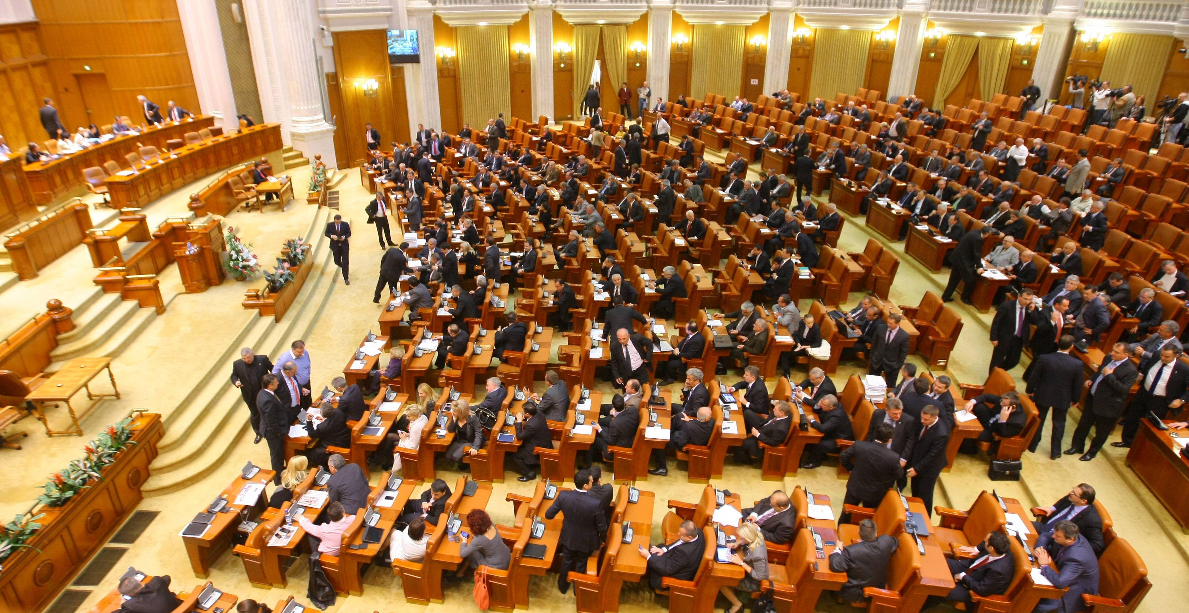 Parlamentarii, fruntasi la călătorii peste hotare